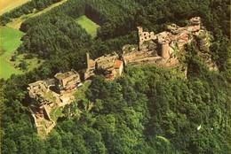 Burg Tanstein - Grafendahn - Altdahn Bei Dahn (Rheinland-Pfalz) - Schlösser