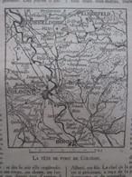 La Grande Guerre  14-18   La Semaine Militaire Du   21 Au 28 Novembre 1918 La Marche Des Alliés Bassin Houiller Sarre - Unclassified