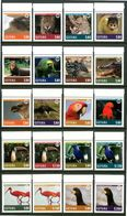 GUYANA 2014** - Wild Animals And Birds - 20 Val. (MNH)  - Come Da Scansione - Guiana (1966-...)