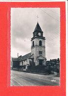 80 CONDE FOLIE Cps L ' Eglise Edit Réant * FORMAT 14 Cm X 9 Cm - Frankrijk