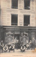 52 - Bourbonne-les-Bains - Comptoir Bourbonnais - Brasserie Abel Vezeler - Une Bien Belle Pose Chaudement Animée - Bourbonne Les Bains