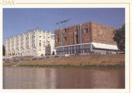 40..DAX  HOTELS DES THERMES ET SPLENDID - Dax