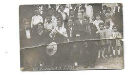 Montvalent - Photo De Fete  1933 - Other Municipalities