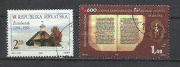 Croacia. 1996. 2 Sellos. - Croacia