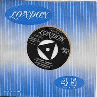 "Eddie Fontaine 45t. SP ANGLETERRE ""nothin' Shakin'"" - Vinyl Records"