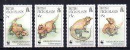 British Virgin Islands - 1994 - Endangered Species/Anegada Ground Iguana - MNH - Iles Vièrges Britanniques