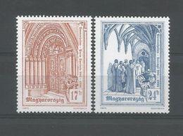 Hungary 1996 Monastery Pannonhalmi Millenium 1 Y.T. 3548/3549 ** - Hungary