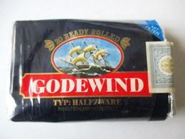 GODEWIND PAQUET DE 20 CIGARETTES VIDE ALLEMAGNE DEUTSCHLAND - Porta Sigarette (vuoti)
