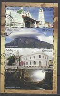 Malasia. 2009, World Heritage Sites. - Malaysia (1964-...)