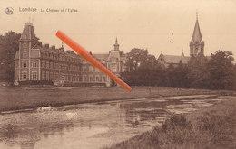 LOMBISE - Le Château Et L'Eglise - Lens