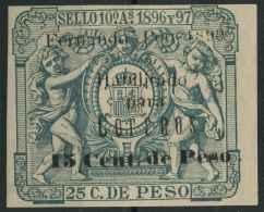 Fernando Poo (1899) N 59 (charniere) - Equatorial Guinea