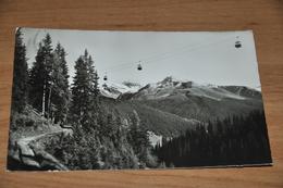 802- Davos Gondelbahn Schatzalp-Strelapass - 1959 - GR Grisons