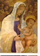 PRATO Galleria Di Palazzo Pretorio Filippino Lippi, Madonna Del Mercantale (detail) Vierge Enfant - Prato
