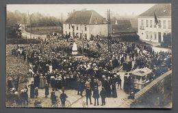 Machelen - Photo-carte - 6 October 1919 - Vredefeest - Photo De Cuyper - 1914-1918 - Machelen