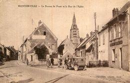 MONNERVILLE(AUTOMOBILE) - France