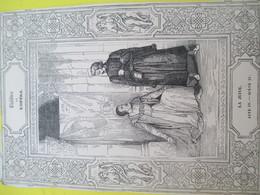 Gravure Ancienne/ Théatre De L'Opéra/ La Juive /Acte III, Scéne II / Mi-XIXème Siècle    GRAV302 - Prints & Engravings