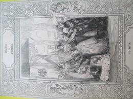 Gravure Ancienne/ Théatre De L'Opéra/ La Juive /Acte IV, Scéne IVI / Mi-XIXème Siècle    GRAV303 - Prints & Engravings
