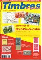 Timbres Magazine 2016 N°175 : Surcharge Dunkerque +rouad 1916-20+somalie + Japon 1937-45 - Tijdschriften