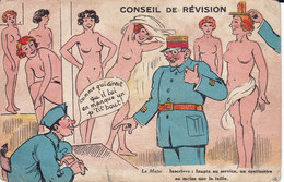 Conseil De Revision - Humoristiques