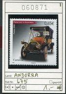 Andorra - Andorre Francaise - Michel  675 - ** Mnh Neuf Postfris - French Andorra