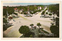 CPSM-Photo-couleur - Place Des Palmiers - La Baule-Les Pins - La Baule-Escoublac
