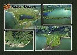 1 AK Uganda * Der Albertsee (Lake Albert) Liegt Auf Der Grenze Von Uganda Zur Demokratischen Republik Kongo - Uganda