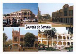 1 AK Mali * Ansichten Der Hauptstadt Bamako - IRIS Karte - Nummer M-2 - Malí