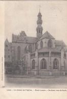 ZOUTLEEUW / HET  KOOR VAN DE KERK 1902 - Zoutleeuw