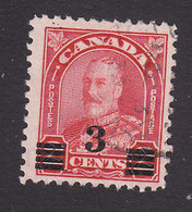 Canada, Scott #191a, Used, George V Surcharged, Issued 1932 - 1911-1935 Reign Of George V