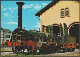 Der Pfalzbahn Schnellzug-Lokomotive Die Pfalz 28 - Reiju AK - Trains