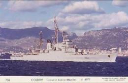Croiseur             54         Croiseur Lance Missiles Colbert - Guerre