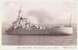 Croiseur        186        Croiseur DE GRASSE - Guerre