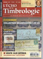 L' ECHO DE LA TIMBROLOGIE  N° 1813 + SCANN SOMMAIRE - Tijdschriften