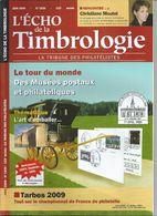 L' ECHO DE LA TIMBROLOGIE  N° 1830 + SCANN SOMMAIRE - Tijdschriften