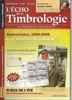 L' ECHO DE LA TIMBROLOGIE  N° 1831 + SCANN SOMMAIRE - Tijdschriften