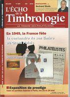 L' ECHO DE LA TIMBROLOGIE  N° 1829 + SCANN SOMMAIRE - Tijdschriften
