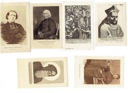 Lot 6 - IMAGE PIEUSE Religieuse - Robert Bellarmin St Thomas De Villeneuve Pièce Monnaie J.C. COLIN - Images Religieuses