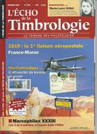 L' ECHO DE LA TIMBROLOGIE  N° 1833 + SCANN SOMMAIRE - Tijdschriften