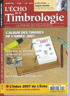 L' ECHO DE LA TIMBROLOGIE  N° 1814 + SCANN SOMMAIRE - Tijdschriften