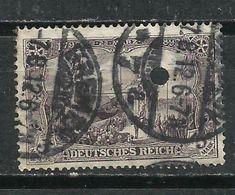 Alemania. Imperio. 1905-11. Leyenda Deutsches Reich. - Alemania