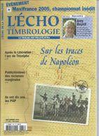 L' ECHO DE LA TIMBROLOGIE  N° 1788 + SCANN SOMMAIRE - Tijdschriften