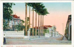 Santos. Avenida Conselheiro Nebias -  Lot.1716 - São Paulo