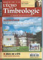 L' ECHO DE LA TIMBROLOGIE  N° 1809 + SCANN SOMMAIRE - Tijdschriften