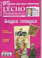 L' ECHO DE LA TIMBROLOGIE  N° 1804 + SCANN SOMMAIRE - Tijdschriften