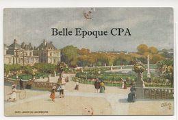 75 - PARIS - Jardin Du Luxembourg +++ Raphael TUCK / Oilette +++ - France