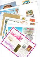 Superbe Lot SOS Children Kinderdorf (Envelop Stamp/ FDC Personality/ Hologram...) - Enfance & Jeunesse