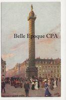 75 - PARIS - Place Et Colonne Vendôme +++ Raphael TUCK / Oilette +++ - Sets And Collections