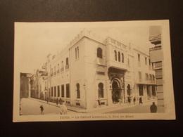 Carte Postale -  TUNISIE - Le Crédit Lyonnais , 5 Rue De Bône (2132) - Tunisia