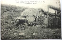 FONTAINE DU BERGER - CLERMONT-FERRAND - Unclassified