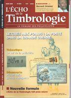 L' ECHO DE LA TIMBROLOGIE  N° 1816 + SCANN SOMMAIRE - Tijdschriften